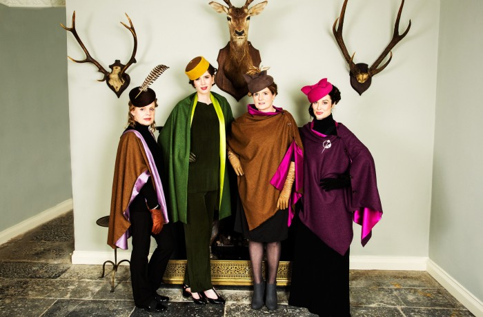 Luxurious Capes